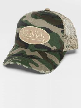 Von Dutch Trucker Cap Trucker camouflage
