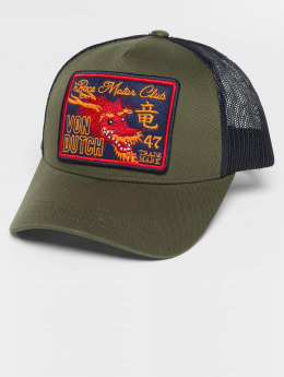 Von Dutch Trucker Cap Trucker olive