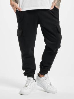 Aarhon Cargo pants Fleece black
