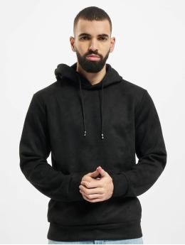 Aarhon Hoodie Shiny  black