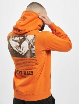 Aarhon Hoodie Fight Club orange