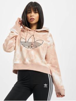 adidas Originals Hoodie All Over Print rose