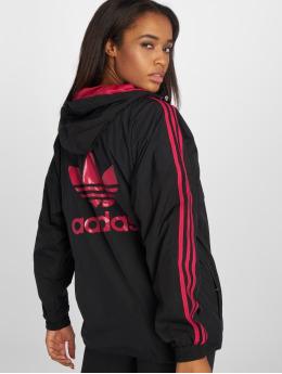 adidas originals Lightweight Jacket LF black