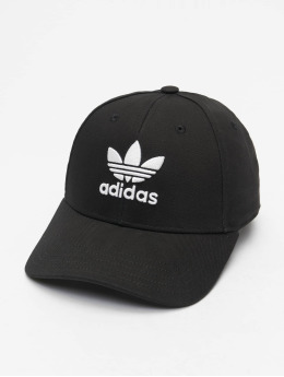 adidas Originals Snapback Cap Classic Trefoil black