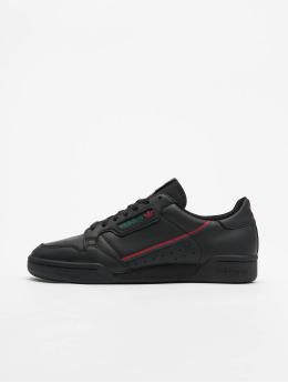 adidas originals Sneakers Continental 80 black