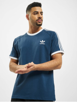 adidas Originals T-Shirt 3-Stripes blue