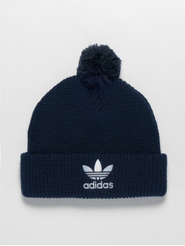 adidas originals Winter Hat Pom Pom blue