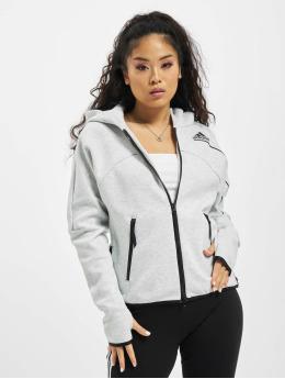 adidas Originals Zip Hoodie ZNE  gray