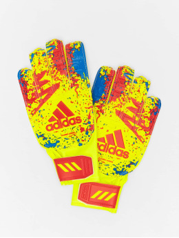 adidas Performance Sports Gloves Performance Classic Training Goalkeeper Gloves yellow