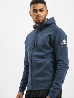 adidas Performance Zip Hoodie ID Stadium blue