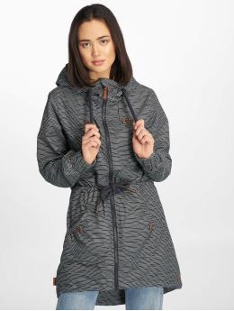 Alife & Kickin Coats Charlotte AS blue