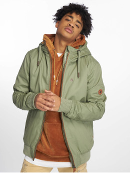 Alife & Kickin Lightweight Jacket Don A olive