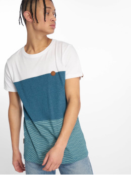 Alife & Kickin T-Shirt Ben B blue