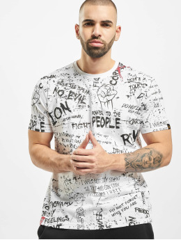 Alpha Industries T-Shirt Revolution white