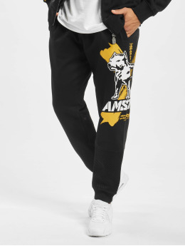 Amstaff Sweat Pant Orat  black