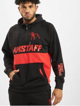 Amstaff Zip Hoodie Jebisu black