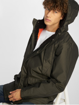 Anerkjendt Winter Jacket Anders green