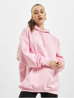 Balenciaga Hoodie Back Logo pink
