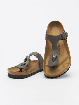 Birkenstock Sandals Gizeh FL gray