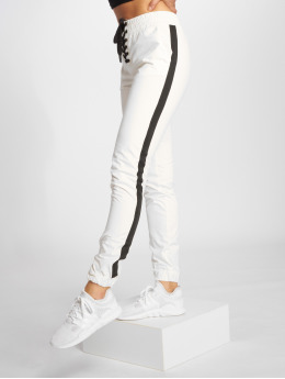 Bisous Project Sweat Pant Stripon white