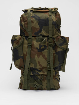 Brandit Backpack Nylon camouflage