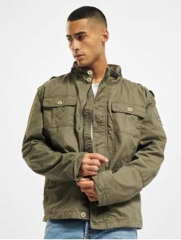 Brandit Lightweight Jacket Britannia olive