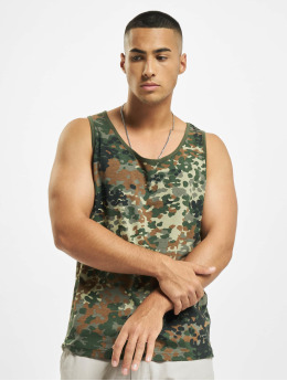 Brandit Tank Tops Premium  camouflage