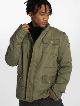 Brandit Winter Jacket Britannia olive