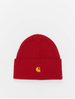 Carhartt WIP Hat-1 Chase  red