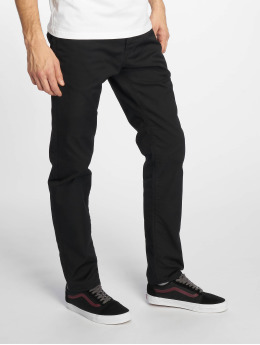 Carhartt WIP Straight Fit Jeans Klondike black