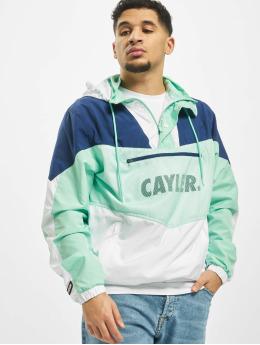 Cayler & Sons Lightweight Jacket WL Ocean Vida Half Zip green