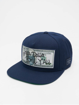 Cayler & Sons Snapback Cap Wl Dolla Billy  blue
