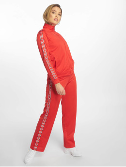 Champion Athletics Suits Full Zip red