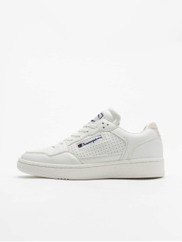 Champion Legacy Sneakers Cleveland white