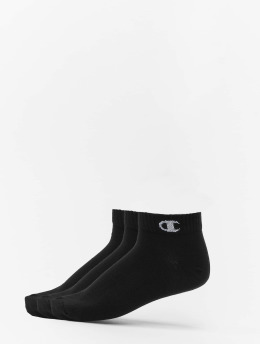 Champion Socks X3 Legacy Ankle Socks black
