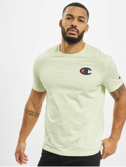 Champion T-Shirt Rochester  green