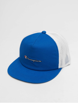 Champion Trucker Cap Rochester Basketball  blue