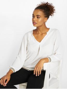 Charming Girl Blouse/Tunic Uni white