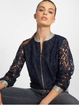 Charming Girl Bomber jacket Ted Bomber blue