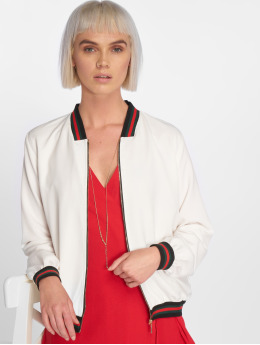 Charming Girl Bomber jacket Urban  white