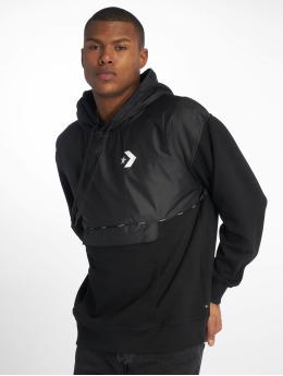 Converse Hoodie Star Chevron Front Pocket black
