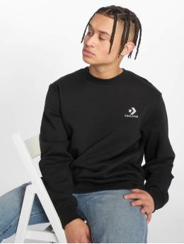 Converse Pullover Star Chevron Embroided black