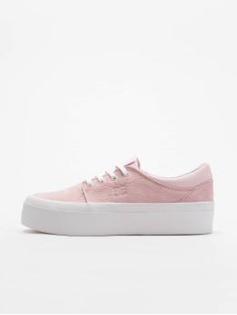DC Sneakers Trase Platform SE pink