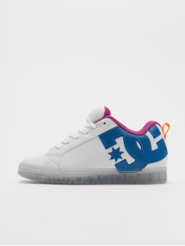 DC Sneakers Court Graffik SE white