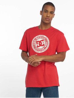 DC T-Shirt Circle Star 2 red