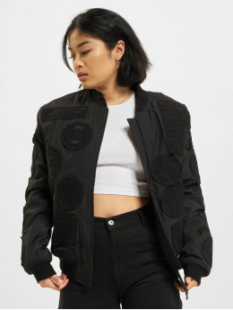 De Ferro Bomber jacket Elite black