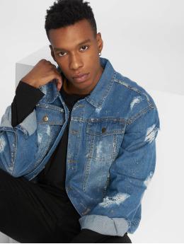 De Ferro Denim Jacket Denim Wall blue