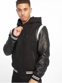 De Ferro Leather Jacket Stalion Ride black