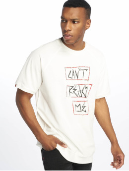 De Ferro T-Shirt Can't Reach Me white