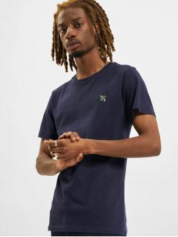 DEDICATED T-Shirt Stockholm blue